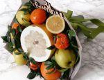 Buchete din fructe, fructe uscate, nuci