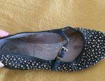 Sandals, ballet shoes