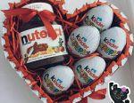 Δώρα από σοκολάτα και χυμούς