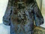 Mink fur coat. Size 56-58.