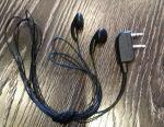 Πώληση νέων στερεοφωνικών ακουστικών.