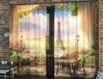 Photocurtains Parisian magnificence