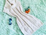 Knitted dress 42-44