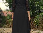 Maxi dress (new) p.46-48.