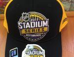 Кепка бейсболка NHL Stadium Series Pittsburgh Peng