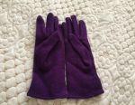 Natural gloves