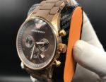 Armani Men's Chronograph Watch (4989)