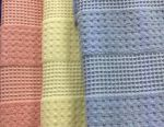 Waffle towels in up.6 pieces