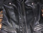 Leather jacket 44