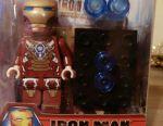 Big Lego Iron Man. 8 cm