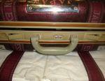 Travel Suitcase japan plastic / metal