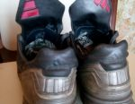 Αθλητικά παπούτσια ADIDAS, αρχικό δέρμα μεγέθους 42.