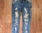 Jeans, boyfriends