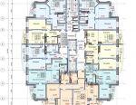 Apartment, 1 room, 40.7 m²