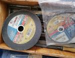 Disks for metal