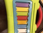 Xylophone, musical toy
