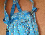 Sling, kangaroo backpack