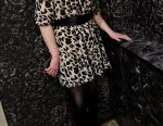 Dress is tiger