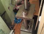 Χειροκίνητη πίεση με υδραυλική μονάδα 70 tn