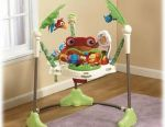 Jumpers Fisher Price Jungle