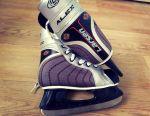Larsen Alex skates new