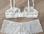 Set of underwear from the French catalog La Redoute