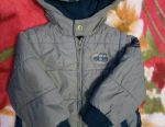 Jacket + hemlock Demi-season