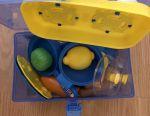 Un set de feluri de mâncare pentru copii noi
