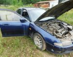 SPARE PARTS MAZDA Xedos 6 1994 gv. after the accident