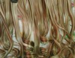 Hair on hairpins