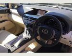 Lexus RX450h LUXURY