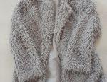 Fluffy Coats, Cape Cardigan