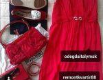 Elbise yeni Luisa Spagnoli İtalya ipek rhinestones swa