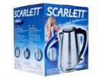 Electric Scarlett SC-221 de argint