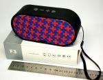 🔥 USB TF FM Yeni ile Bluetooth Hoparlör Çalar F3