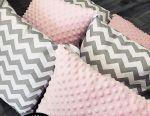 Πλάγια μαξιλάρια + κλινοσκεπάσματα