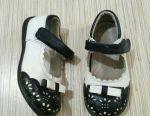 Kız için ayakkabı 22-24 boy ilkbahar-yaz