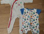 Jumpsuit 74-80 και sandbox 80-86 Mothercare