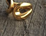 Ring of gilding