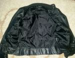 Jacket leather beast