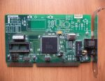 PCI ISA network cards WOL cable