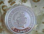 Monede argint Australia 1 dolar Koala 2009