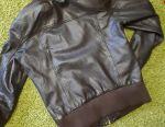 Leather jacket 42-44