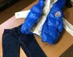 Ρούχα για ένα αγόρι kelvin klein, monclar