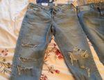 Бойфренд джинсы H&M новые