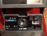 Kamera Polaroid Closeup 636
