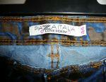 Jeans cu imprimare