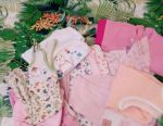 Package for girls from 3 to 12 months. + Gift