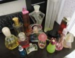 Perfume from personal (remnants)