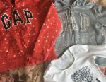 Three blouses, in good condition